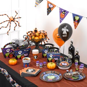 Trick or Treat Childrens Halloween Parties
