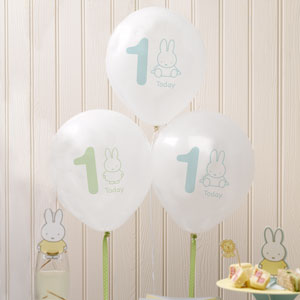 Party Balloon Ideas 1st Birthday