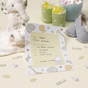 Baby Shower Ivites Ideas