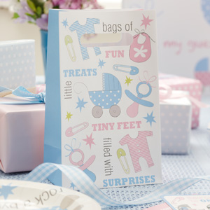 Baby Shower Party Bag Ideas