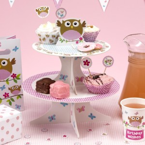 Party Ideas Cake Stand
