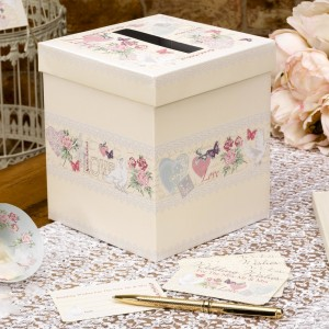 Wedding Ideas Post Box