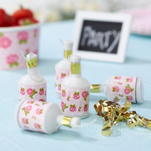 Garden Party - Party Poppers