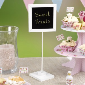 Wedding Sweets Chalk Board Signs