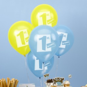 1st Birthday Party Decoration Ideas