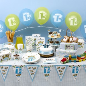Boys 1st Birthday Party Ideas