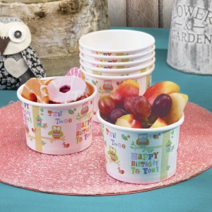 Girl's Party Tableware Ideas