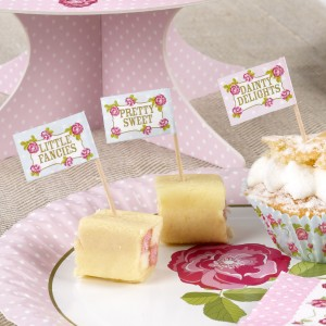 Summer Wedding Ideas Cupcake Decorations